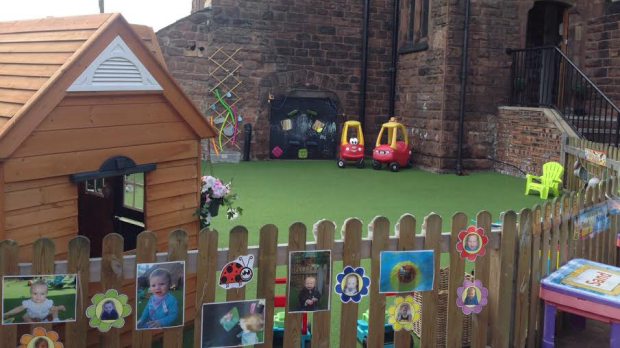 Road Safety Week at our Day Nursery in Liverpool