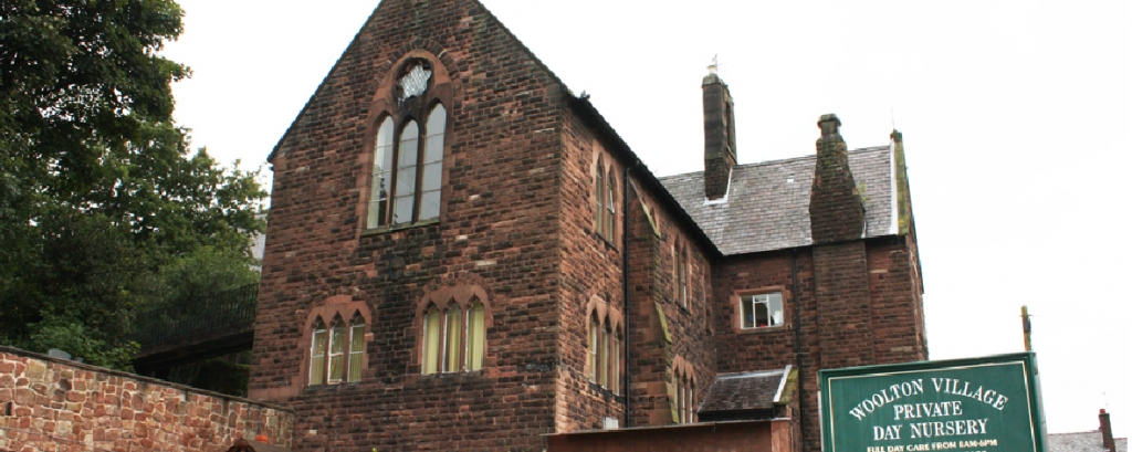 Liverpool Day Nursery in Woolton