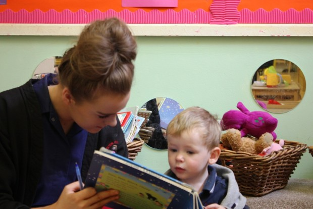 Booktrust launch campaign to boost dads reading to children