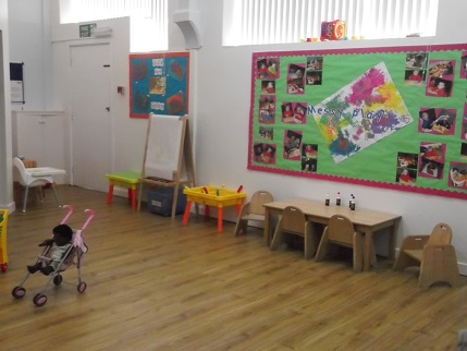 Liverpool Day Nursery is part of NDNA