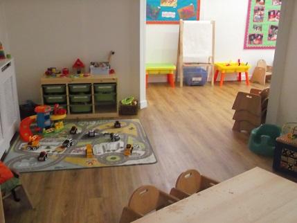 Liverpool Day Nursery now members of NDNA
