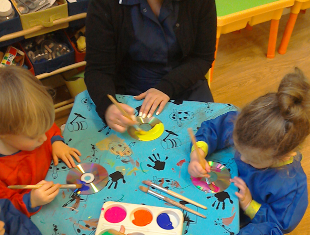 Woolton Day Nursery in Liverpool raises money for Cancer research