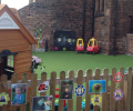 Liverpool day Nursery raises money for Zoe's Place