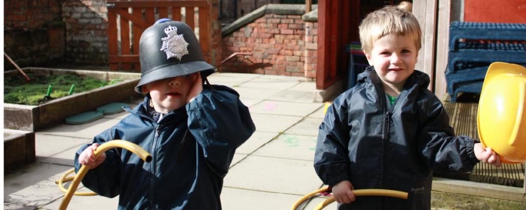 Woolton Village Day Nursery in Liverpool