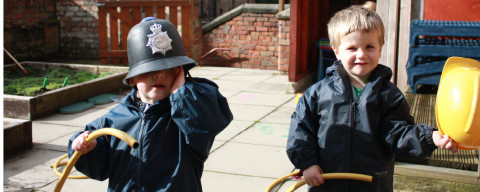Shift worker rotas at our Liverpool Day Nursery