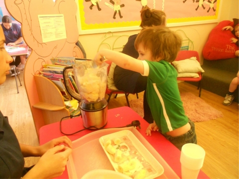 Cookery Sessions