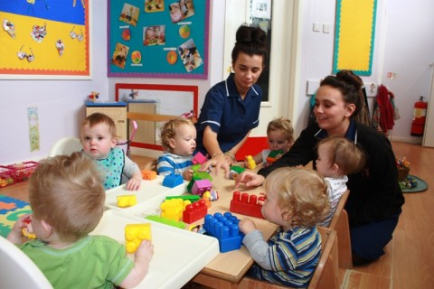 Safety is paramount at our Day Nursery Liverpool