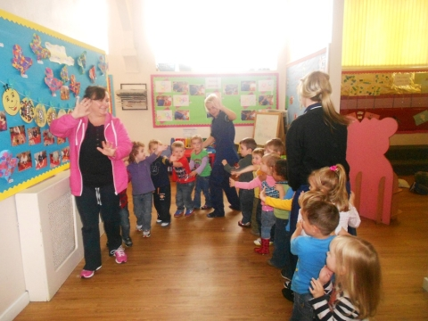 2 Month count down at our Day Nursery in Liverpool – Race for Life