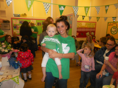 Annual photo's at our Liverpool Day Nursery