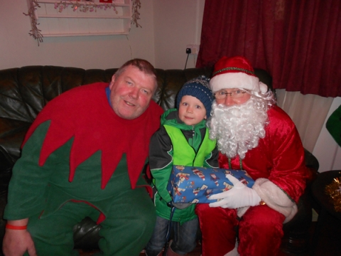 Father Christmas will be visiting our Day Nursery in Liverpool