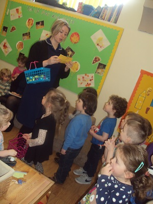 Liverpool Day Nursery supports Children in Need