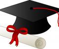 Pre-school leavers graduation 2013